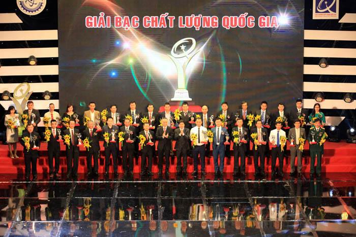 Lễ trao Giải thưởng Chất lượng Quốc gia và Giải thưởng Chất lượng