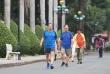 Tập thể dục: Đừng chỉ đi bộ
