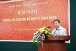 Đảng ủy Bộ Lao động - Thương binh và Xã hội tổ chức Hội nghị Thông tin chuyên đề Quý IV năm 2019