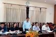 Tổ công tác của Bộ trưởng Đào Ngọc Dung làm việc với Cục Việc làm