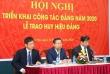 Đảng ủy Bộ Lao động-Thương binh và Xã hội triển khai công tác Đảng năm 2020