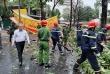 Thừa Thiên Huế khắc phục hậu quả sau bão số 5