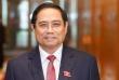 Đồng chí Phạm Minh Chính được giới thiệu để bầu làm Thủ tướng Chính phủ