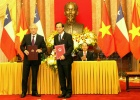 Vietnam corporates with Chile in the field of children and adolescents
