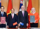 Vietnam and Australia signed Memorandum of Understanding on cooperation in the field of vocational education
