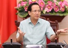 Minister Dao Ngoc Dung: Many creative ways to support people in trouble due to Covid-19