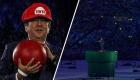 Thủ tướng Nhật Bản Shinzo Abe hóa thân thành Super Mario tại lễ bế mạc Olympic Rio 2016