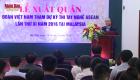 Lễ xuất quân của Đoàn thí sinh Việt Nam tham dự kỳ thi tay nghề ASEAN lần thứ 11