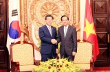 Promote comprehensive cooperation on labor, employment and social security between Vietnam and South Korea