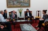 Tập đoàn giáo dục F&U của Đức mong muốn hợp tác đào tạo lao động Việt Nam
