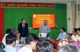 Bộ trưởng Đào Ngọc Dung thăm và làm việc với Trường Đại học Sư phạm Kỹ thuật Vĩnh Long