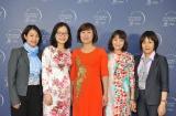 Chương trình L'Oreal – UNESCO Vì sự phát triển phụ nữ trong khoa học trao giải thưởng cho 5 nhà khoa học nữ xuất sắc năm 2017