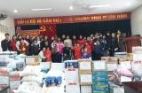 Hội Cựu học sinh Trường PTTH Lê Quý Đôn - Hà Nội niên khóa 1991-1994 thực hiện thiện nguyện chia sẻ yêu  thương xuân 2018