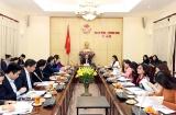 UBQG Vì sự tiến bộ phụ nữ Việt Nam triển khai kế hoạch công tác năm 2018