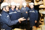 TKV nỗ lực vì mục tiêu an toàn cho người lao động