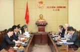 Thứ trưởng Lê Quân tiếp phái đoàn Ngân hàng Phát triển châu Á