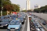 Hà Nội: Giáp tết, nhiều tuyến đường tê liệt