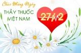 Thư chúc mừng Ngày Thầy thuốc Việt Nam của Bộ trưởng Bộ Lao động – Thương binh và Xã hội