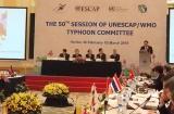 Khóa họp thường niên lần thứ 50 của Ủy ban Bão quốc tế