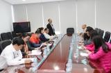 Tạp chí Lao động và Xã hội thăm, làm việc với Sở Lao động - Thương binh và Xã hội TP Đà Nẵng