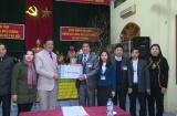 Huyện Thường Tín tri ân người có công nhân dịp Tết Nguyên Đán Mậu Tuất 2018