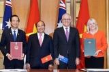 Việt Nam và Australia  ký Bản ghi nhớ về hợp tác trong lĩnh vực giáo dục nghề nghiệp