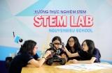 Trường Nguyễn Siêu tiếp cận mô hình giáo dục tiên tiến STEM trong dạy và học