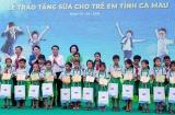 Vinamilk trồng gần 100.000 cây xanh và trao tặng 66.000 ly sữa cho trẻ em tại tỉnh Cà Mau