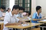 Mùa thi, mùa áp lực của giáo viên ra đề