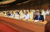 86,86% đại biểu Quốc hội tán thành thông qua Luật An ning mạng