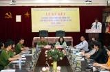 Lễ ký kết Chương trình phối hợp công tác phòng, chống tệ nạn xã hội giai đoạn 2018-2020