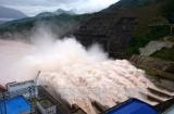 Lũ lớn, thủy điện Lai Châu mở gấp 7 cửa xả từ 13 giờ chiều nay