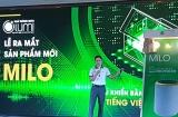 """Ra mắt sản phẩm mới Loa thông minh MILO  """"Điều khiển nhà thông minh bằng giọng nói tiếng Việt mọi miền"""""""