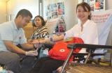 TP.HCM: Hàng trăm người tham gia hiến máu tình nguyện