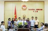 Bộ Lao động – TBXH trao Quyết định điều động, bổ nhiệm lãnh đạo chủ chốt một số đơn vị