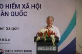 Đối thoại về lao động và bảo hiểm xã hội với doanh nghiệp Hàn Quốc khu vực phía Nam