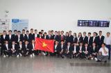 Đoàn thí sinh Việt Nam dự Kỳ thi tay nghề ASEAN lần thứ 12 với 52 thí sinh đua tài ở 26 nghề