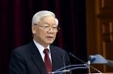 Ban Chấp hành Trung ương Đảng đã thống nhất 100% giới thiệu Tổng Bí thư Nguyễn Phú Trọng để Quốc hội bầu làm Chủ tịch nước