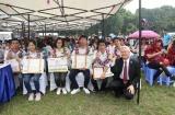 """Canon Việt Nam trao tặng học bổng """"Canon - Chắp cánh nhân tài"""" năm học 2018-2019"""