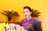 Chủ tịch Quốc hội Nguyễn Thị Kim Ngân đạt tỉ lệ phiếu tín nhiệm cao nhiều nhất