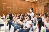 """Thí sinh """"Hoa khôi Sinh viên Việt Nam 2018"""" thảo luận về phụ nữ khởi nghiệp trong kỷ nguyên 4.0"""