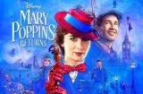 Disney mang Mary Poppins trở lại đầy âm nhạc và mầu sắc