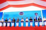 Khánh thành nhà máy xử lý nước thải Sóng Thần II tại tỉnh Bình Dương