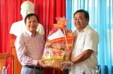 Chủ tịch HĐND tỉnh Cà Mau thăm, chúc tết các cở sở bảo trợ xã hội