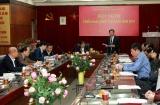 Đảng ủy Bộ Lao động –Thương binh và Xã hội triển khai công tác Đảng năm 2019