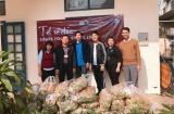 Trao tặng 10 tấn củ cải trắng cho bếp ăn của các Nhà mở và mái ấm tình thương