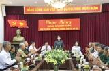 Đoàn người có công tỉnh Bạc Liêu thăm Bộ Lao động-Thương binh và Xã hội