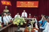 Đoàn Người có công Trà Vinh ra thăm thủ đô Hà Nội và Bộ Lao động-Thương vinh và Xã hội