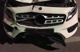 Kinh hoàng tài xế Mercedes tông chết 2 phụ nữ ở hầm Kim Liên rồi bỏ chạy