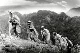 """Chương trình Nghệ thuật """"Người không hát tình ca"""": Tái hiện những khoảnh khắc lịch sử của bộ đội Trường Sơn"""